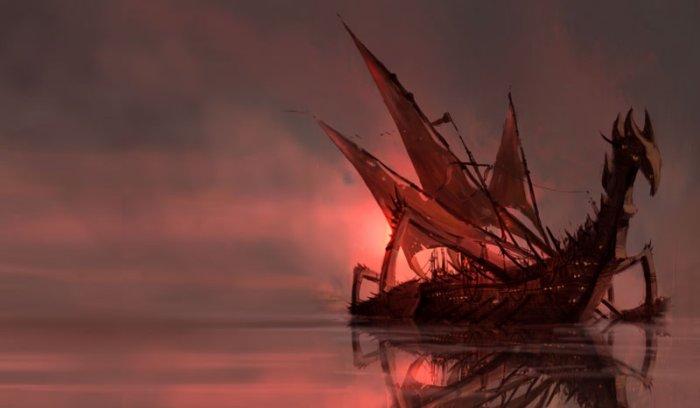 Černokněžníkova loď
