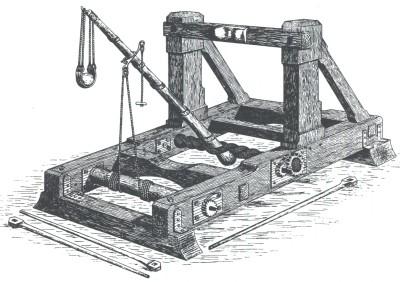 Starověký katapult